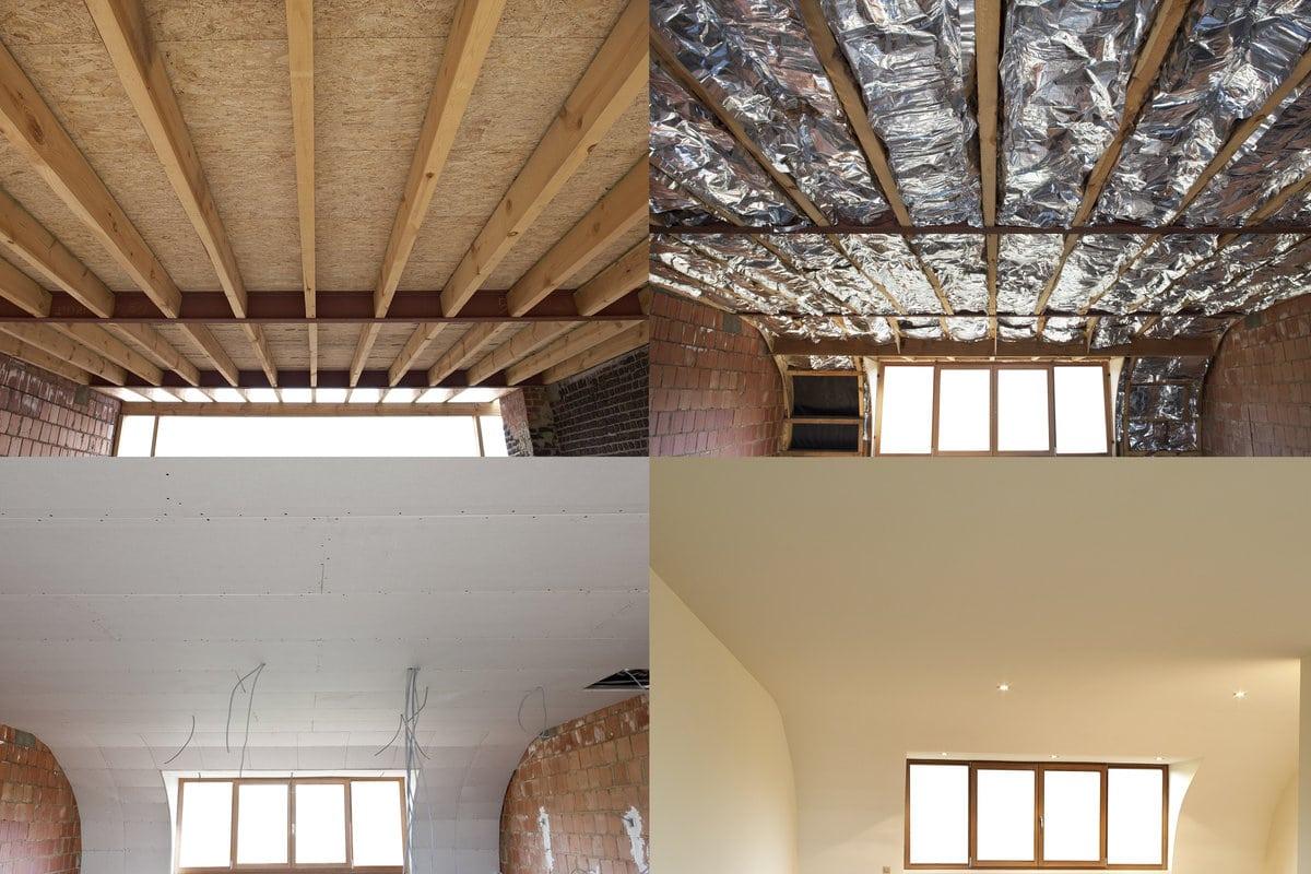 isolation acoustique plafond mat 233 riaux prix
