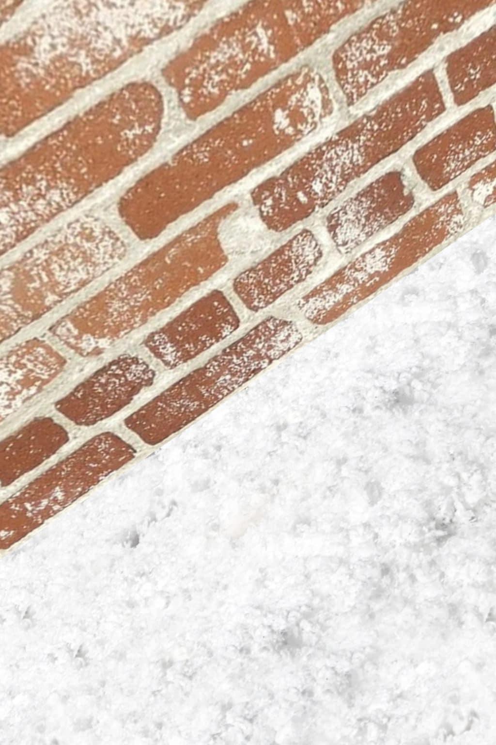 laine de verre mur creux