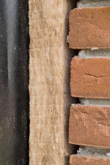isolation maison mur creux
