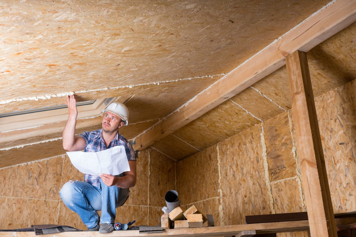 isoler toiture maison