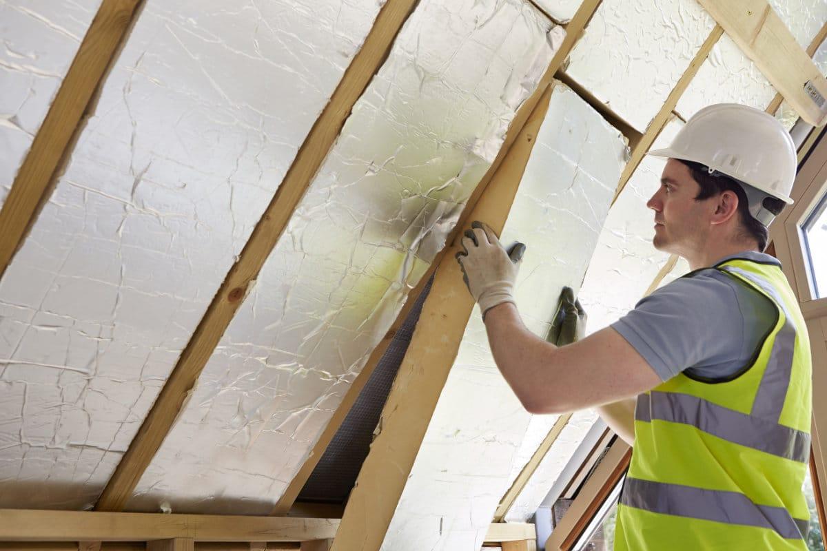 panneaux isolants toiture